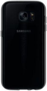 Уцененный товар! Чехол для Samsung Galaxy S7 Edge (G935) Speck Candyshell Clear - Onyx Black (SP-75868-5446)
