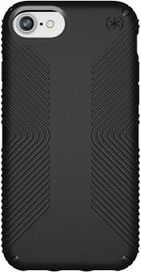 Чехол для iPhone 8 / 7 (4.7'') Speck Presidio Grip Black/Black (SP-79987-1050)