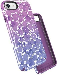 Чехол для iPhone 8 / 7 (4.7'') Speck Presidio Inked Watercolorfloral Purple Glossy/Acai Purple (SP-79990-5759)