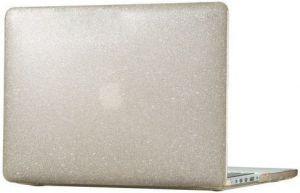 Чехол для MacBook Pro 13'' Retina (2012-2015) Speck Smartshell - Clear With Gold Glitter (SP-86400-5636)