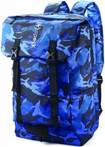 Рюкзак для MacBook и других ноутбуков до 15'' SPECK MODERN PROSPECTOR ROCKHOUND OSS BLUE PAINTED CAMO (SP-89100-6070)