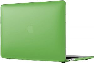 Чехол для MacBook Pro 13'' (2016-2018) with Touch Bar Speck Smartshell - Dusty Green (SP-90206-5208)