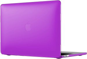 Чехол для MacBook Pro 15'' (2016/2017) with Touch Bar Speck Smartshell - Wildberry Purple (SP-90208-6010)