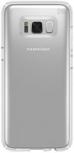 Чехол для Samsung Galaxy S8 (G950) Speck Presidio Clear - Clear/Clear (SP-90253-5085)