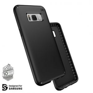 Чехол для Samsung Galaxy S8 Plus (G955) Speck Presidio - Black/Black (SP-90256-1050)