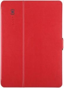Чехол для iPad Air 2 Speck StyleFolio Dark Poppy Red/Slate Grey (SP-SPK-A3380)