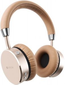 Гарнитура Satechi Aluminum Wireless Headphones Gold (ST-AHPG)