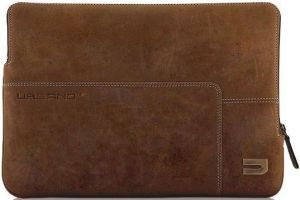 Кожаный чехол для Macbook 12'' / Air 11'' Urbano Cases Zip Sleeve Vintage Brown (URB-UZRSA11-05)