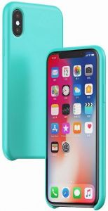Чехол для iPhone XS (5.8'') Baseus Original LSR Case Blue (WIAPIPH58-ASL03)