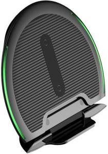 Беспроводное зарядное устройство Baseus Foldable Multifunction Wireless Charger Black (WXZD-01)