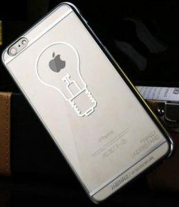 Чехол для iPhone 6/6S (4.7'') Remax Insperation Silver