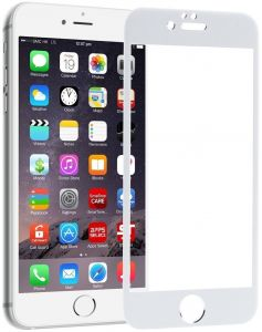 Защитное 3D-стекло для iPhone 6S/6 ArmorStandart Full-Screen 3D PREMIUM White