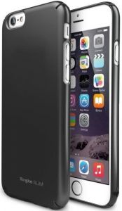 Чехол для iPhone 6/6S (4.7'') Ringke Slim SF Black (RSAP060)