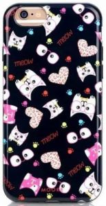 Чехол для iPhone 6/6S (4.7'') Mooke Meng Chong Series Case Black (320)