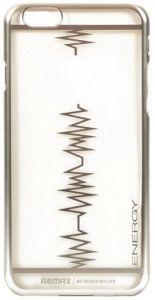 Чехол для iPhone 6/6S (4.7'') Remax Heartbeat Silver