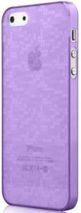 Чехол для iPhone SE и iPhone 5/5S Vouni Ultra Slim Purple