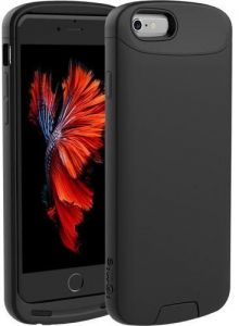 Чехол с модулем для беспроводной зарядки для iPhone 6/6S (4.7'') iOttie iON Wireless Qi Charging Receiver Case Charger Cover Black (CSWRIO110BK)