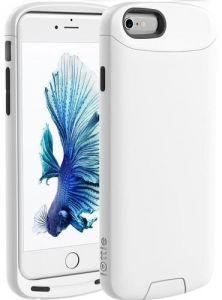 Уцененный товар! Чехол с модулем для беспроводной зарядки для iPhone 6/6S (4.7'') iOttie iON Wireless Qi Charging Receiver Case Charger Cover White (CSWRIO110WH)