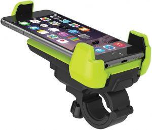 Держатель для телефона (до 6,5'') на велосипед iOttie Active Edge Bike & Bar Motorcycle Mount Electric Lime (HLBKIO102GN)