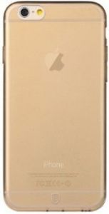 Чехол Baseus Simple Case for iPhone 6 Plus / 6S Plus Gold