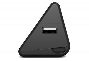 Внешний аккумулятор + док-станция для iPhone/iPod iWALK Link 5200mAh Rechargeable Docking Battery with Lightning + USB-A Black