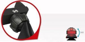 Автодержатель (до 7'') IWALK Lucanus Universal car mount for smartphones Red
