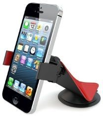 Автодержатель (до 7'') IWALK Lucanus Universal car mount for smartphones Red