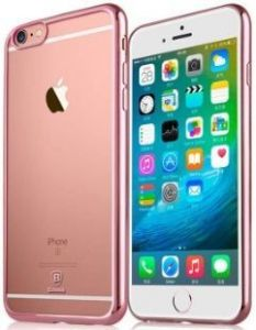 Чехол Baseus Shining case For iPhone 6 Plus / 6S Plus Rose Gold
