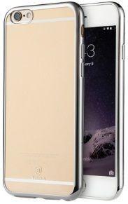 Чехол Baseus Shining case For iPhone 6 Plus / 6S Plus Silver