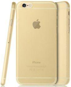 Чехол Baseus Slender Series For iPhone 6 Plus / 6S Plus Gold