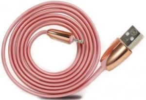 Кабель WK ChanYi Lightning Data Cable Rose Gold (WKC-005)