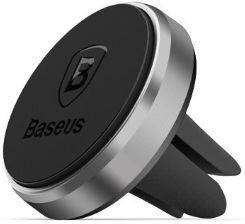 Автодержатель (до 7'') Baseus Magnet Car Mount Black