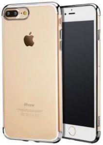 Чехол Baseus Shining Case (TPU) For iPhone 7 Plus / 8 Plus Black
