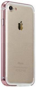 Металлический бампер COTEetCI Aluminum + TPA for iPhone 7/8 Rose Gold( CS7001-PK)