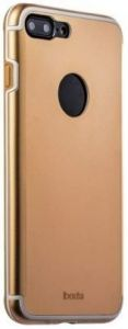 Металлический чехол iBacks Essence Aluminum Case for iPhone 7 Plus / 8 Plus Gold