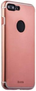 Металлический чехол iBacks Essence Aluminum Case for iPhone 7 Plus / 8 Plus Rose Gold