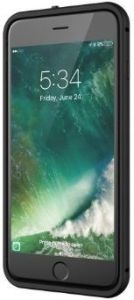 Стеклянный чехол SwitchEasy Glass Case For iPhone 7 Plus / 8 Plus Black