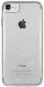 Чехол WK Firefly case for iPhone 7/8 (bling-bling TPU) Clear