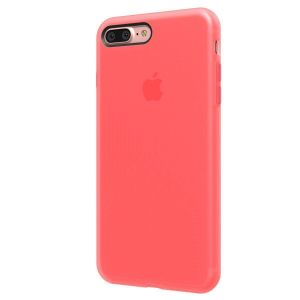 Чехол SwitchEasy numbers Case For iPhone 7 Plus / 8 Plus Translucent Rose