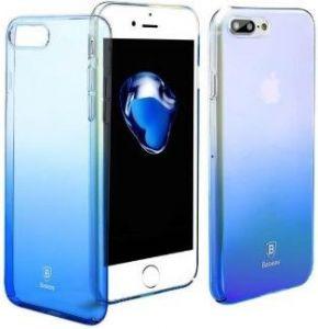 Чехол Baseus Glaze Case iPhone 7 Plus / 8 Plus Blue