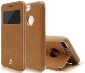 Чехол Baseus Simple Series Leather Case iPhone 7 Plus / 8 Plus Brown