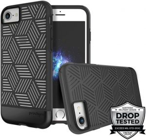 Чехол Prodigee Stencil For iPhone 7/8 Black
