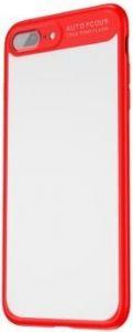 Чехол Baseus Mirror Case For iPhone 7 Plus / 8 Plus Red