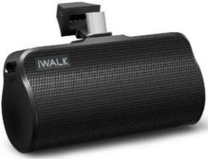 Внешний аккумулятор для устройств с портом USB-C iWalk Link Me Plus Docking battery 3300mAh Type C version black (DBL3300C)