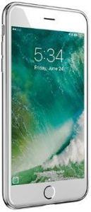 Стеклянный чехол SwitchEasy Glass X for iPhone 7 Plus / 8 Plus White (GS-55-262-19)