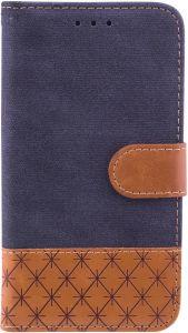 Чехол-книжка Diary c TPU креплением и функцией подставки для Samsung Galaxy S9 Синий