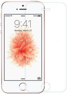Защитное стекло для iPhone 5/5S/SE Nillkin Anti-Explosion Glass (H) (+пленка на заднюю панель)